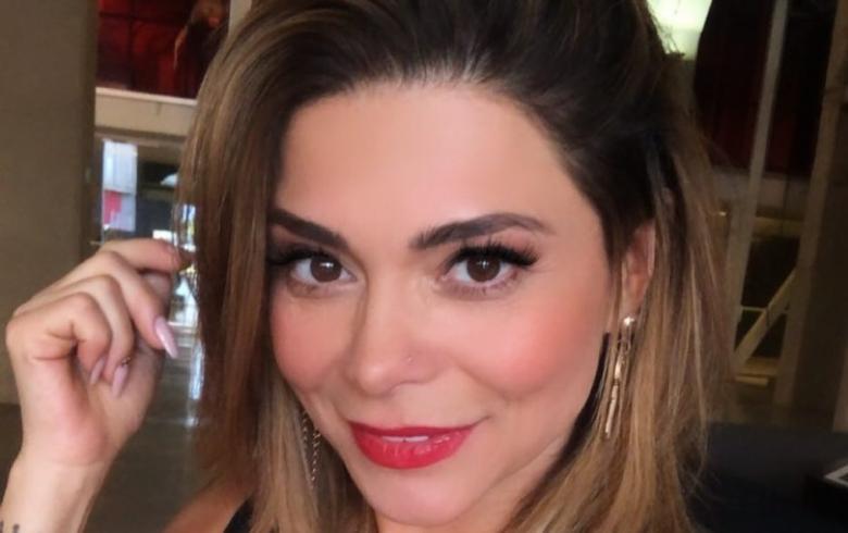 Feroz ataque a Antonella Ríos por subir foto en bikini