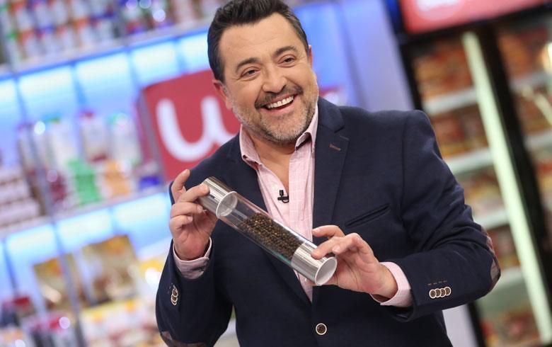 """No te pierdas el estreno de """"Juego contra fuego"""", el nuevo programa culinario de Canal 13"""