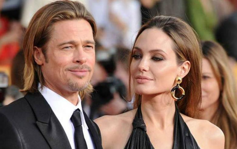 Resultado de imagen para Angelina Jolie revela que quiere regresar con Brad Pitt