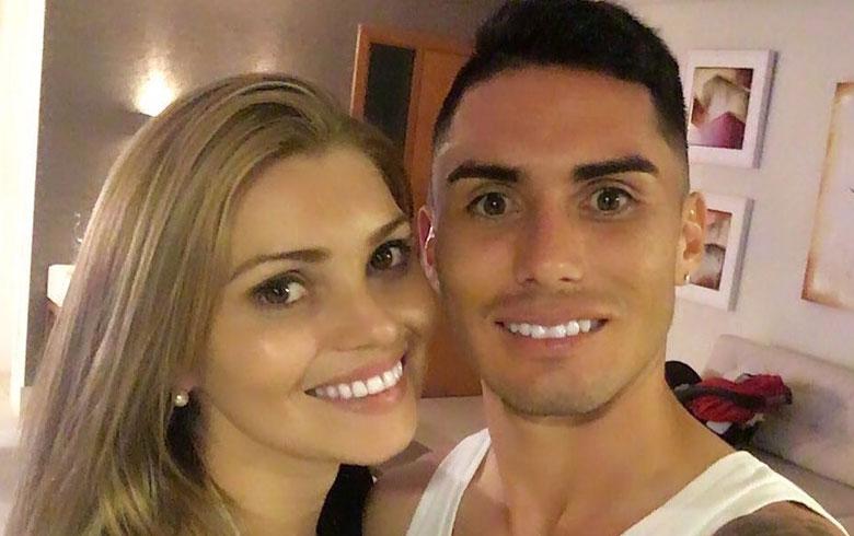 Faloon Larraguibel y Jean Paul Pineda anuncian días para su matrimonio