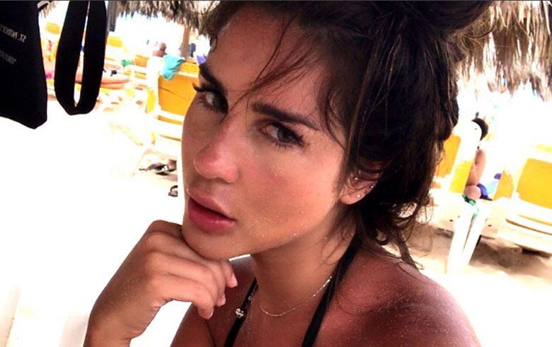 Fran Undurraga Muestra Nuevo Tatuaje Con Desnudo En Instagram Ar13cl