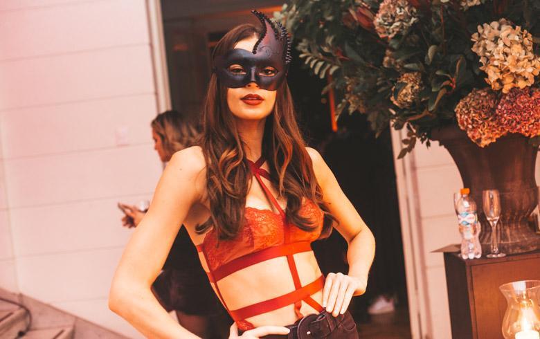 """Fiesta estilo """"Gossip Girl"""" juntó a famosos y chicos reality"""