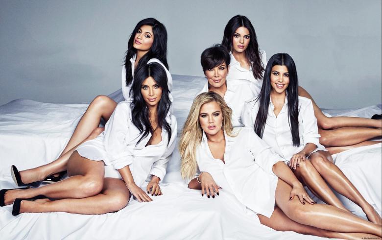 ¿Cuánto miden las Kardashian?