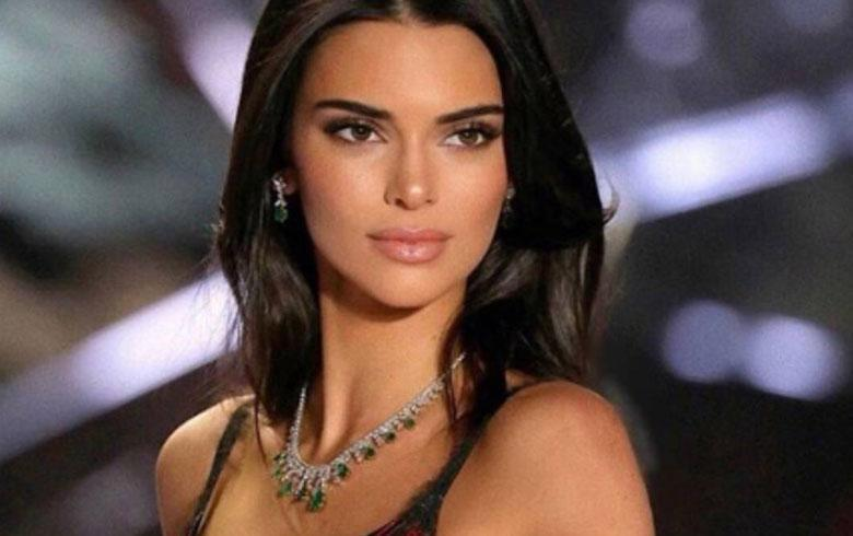 Kendall Jenner se une al bando de las rubias en el London Fashion Week