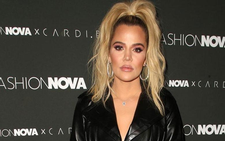 Khloé Kardashian aparece en evento público tras infidelidad de Tristan Thompson