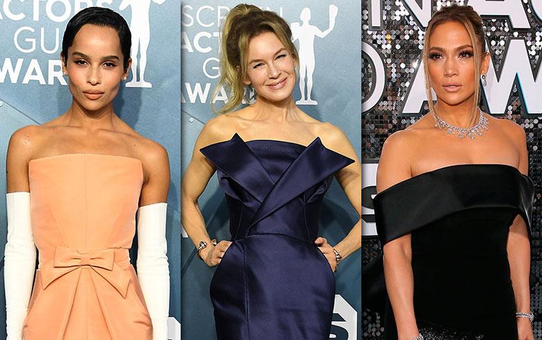 Los mejores looks de los SAG Awards 2020
