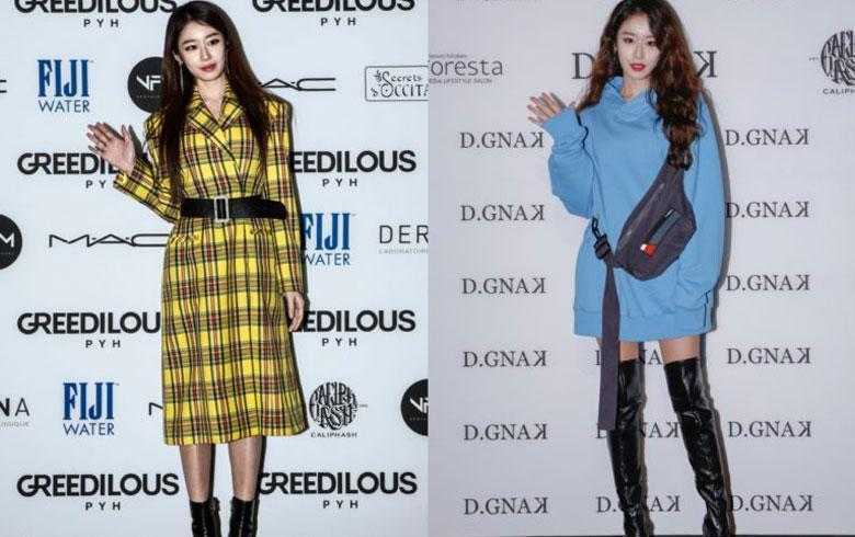 ¡Alarma de moda! Idols coreanas adelantan tendencias de este 2019
