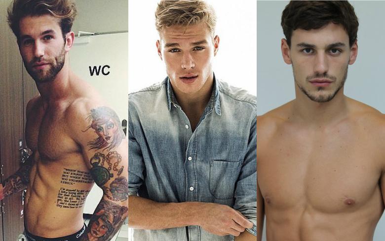 21 Modelos Masculinos A Los Que Deberías Seguir En Instagram Ar13cl