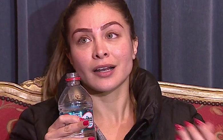 Sabrina Sosa fue víctima de violento asalto junto a su hijo