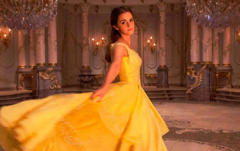 Mira El Nuevo Vestido Que Usara Emma Watson En La Pelicula La Bella