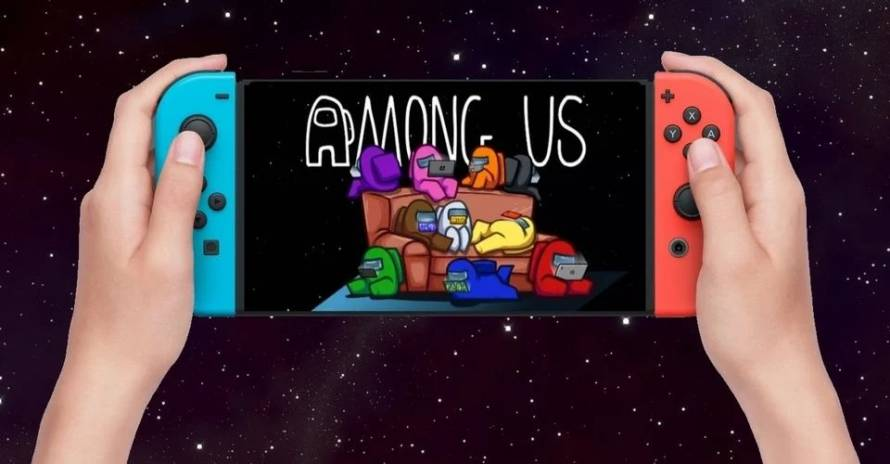 Among Us está disponible para Nintendo Switch
