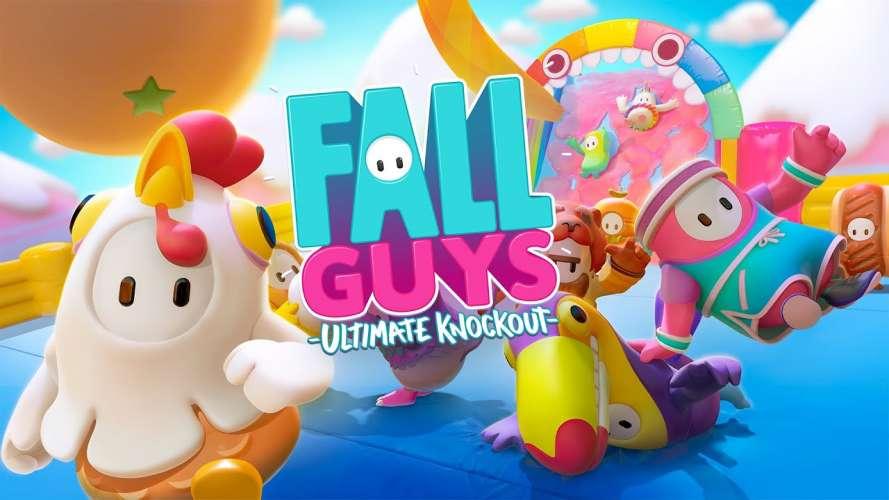 Todo lo que tienes que saber de Fall Guys, el juego que rompió las redes sociales | 13.cl