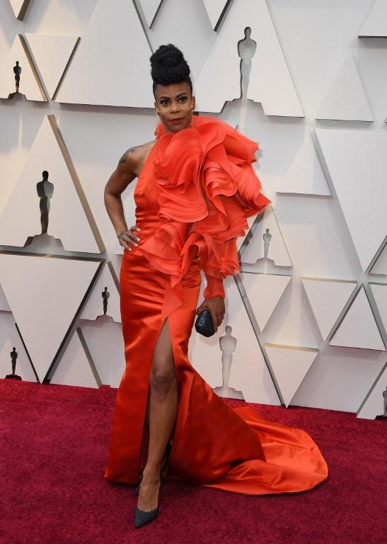 b1eaa9ed6 Los peores vestidos de los Oscars 2019