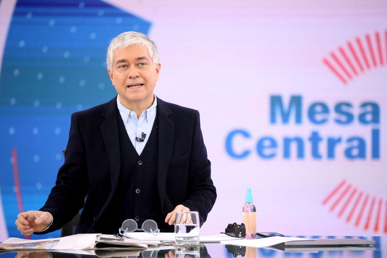 Programas políticos de Canal 13 se consolidan durante el 2020