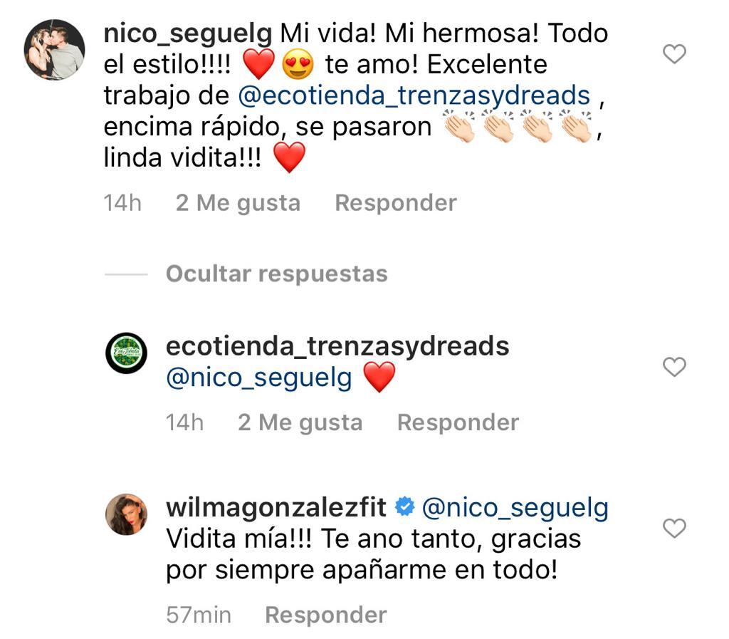 Wilma González luce casi irreconocible tras radical cambio de look