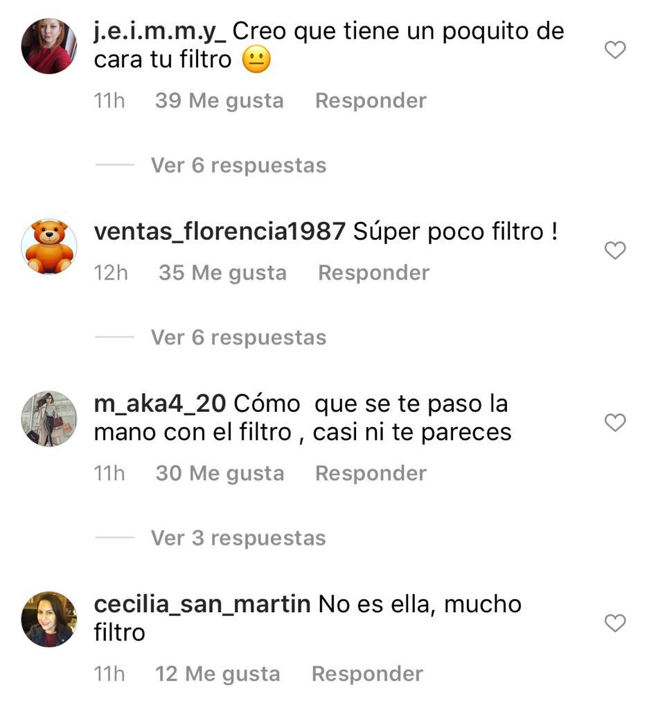 """""""No es ella"""": Critican a Adriana Barrientos por exceso de Photoshop"""