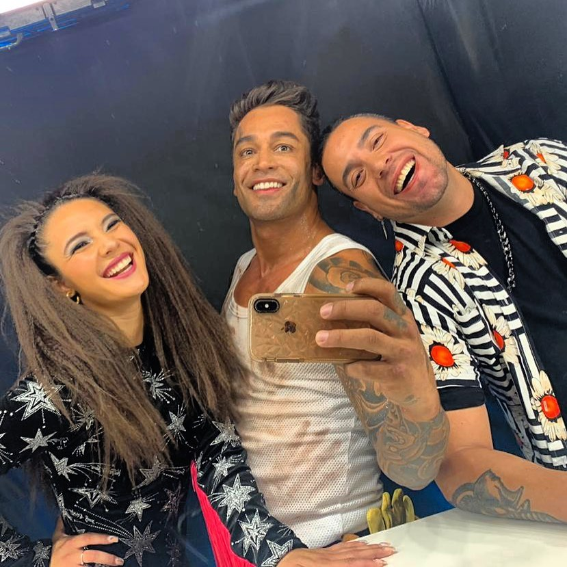Thiago Cunha y Chantal Gayoso confirman romance