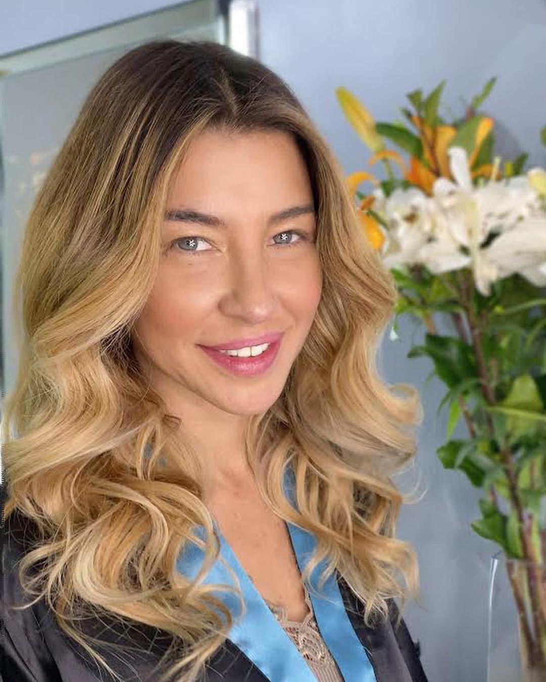 Francisca Merino nuevo look