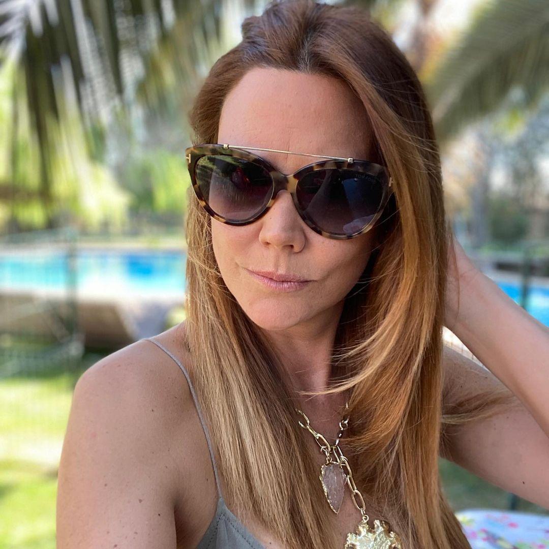 Daniella Campos y su marido son formalizados por violencia intrafamiliar