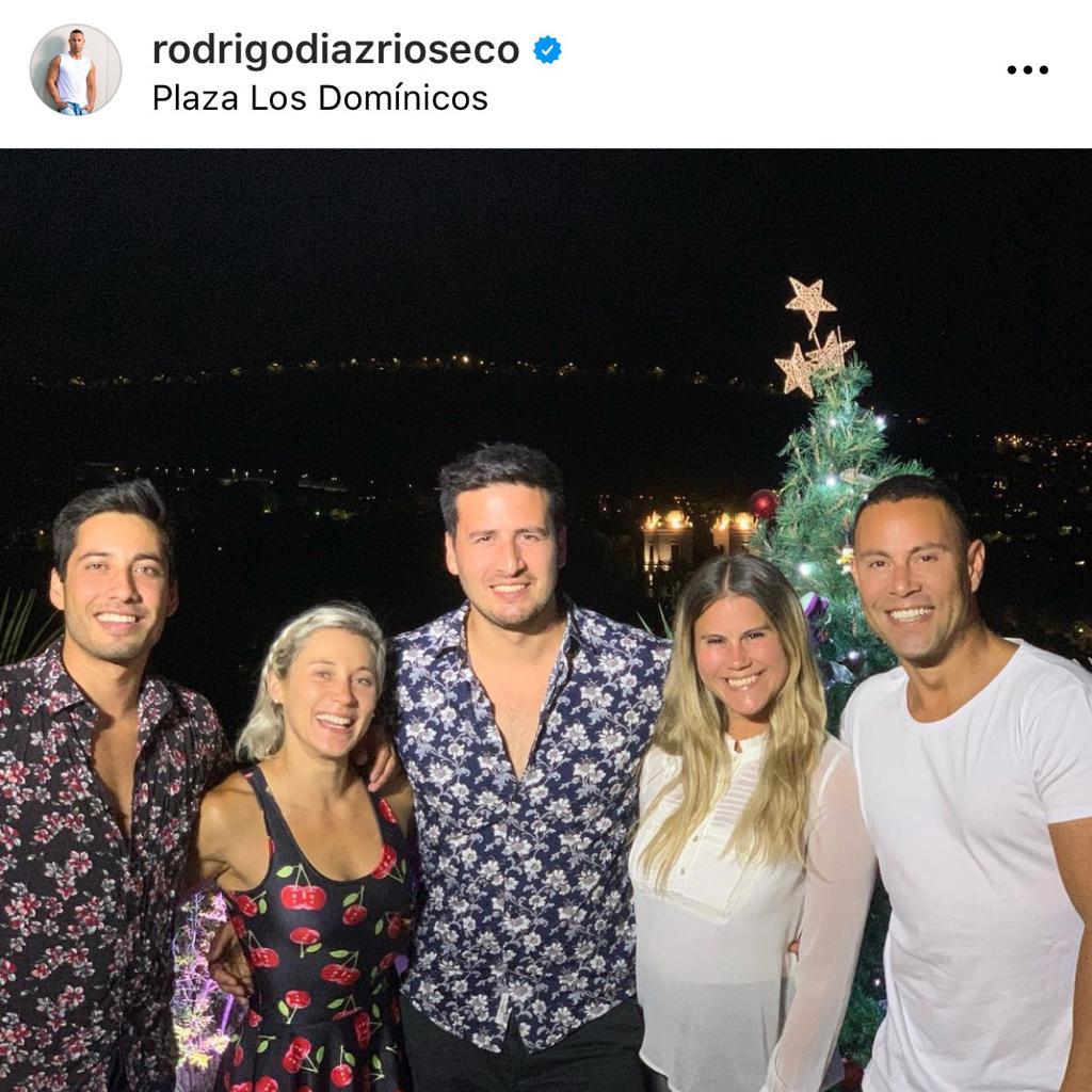 Rodrigo Díaz envía bello mensaje para su pololo