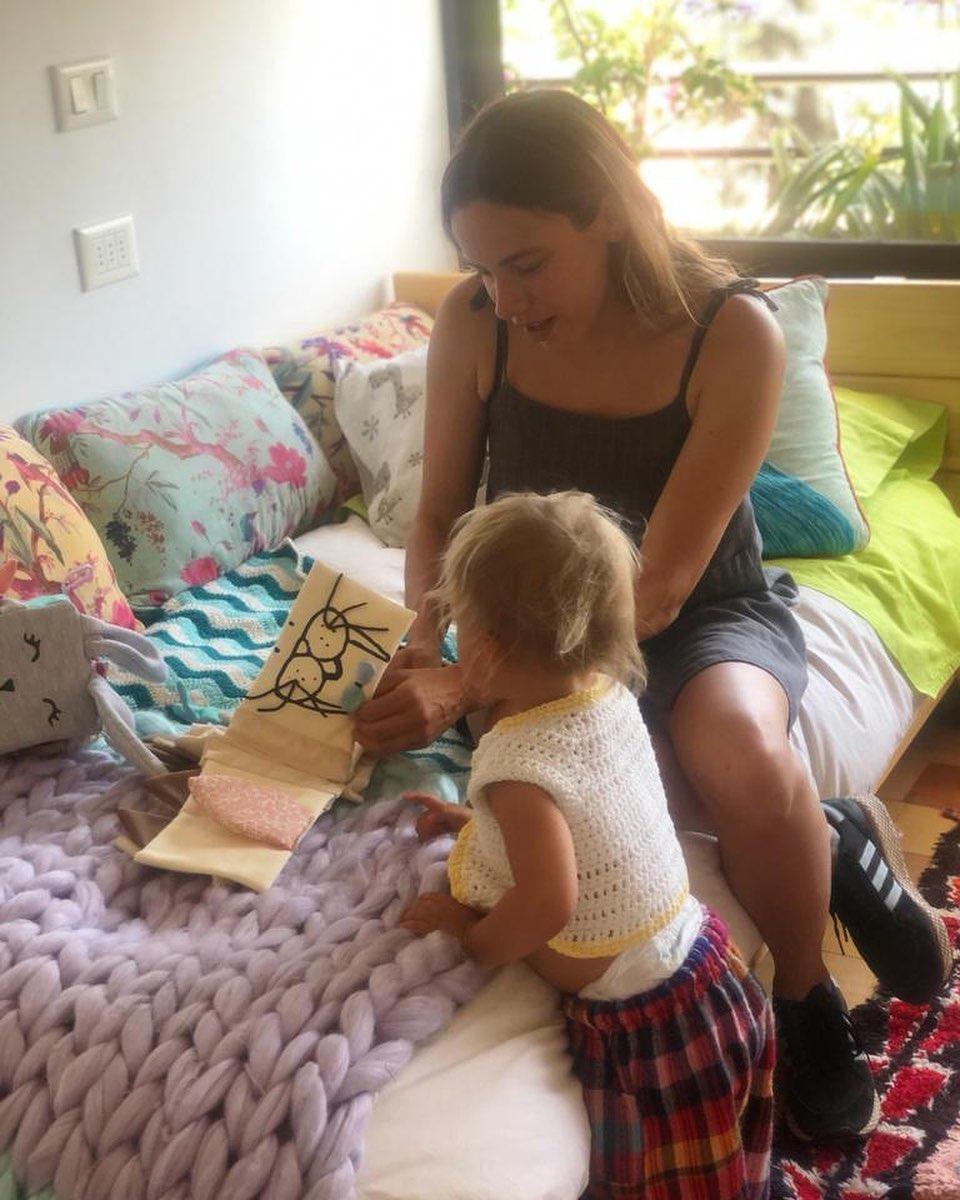Gonzalo Valenzuela encanta con foto de su hija junto a María Gracia Omegna
