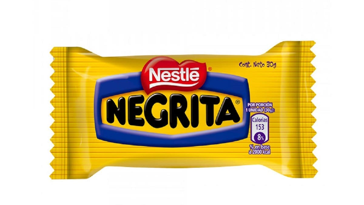"""Protagonista de comercial de """"Negrita"""" reacciona al cambio de nombre"""