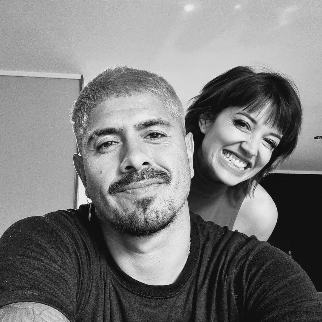 El minuto de furia de Yamila Reyna por rumores sobre su novio
