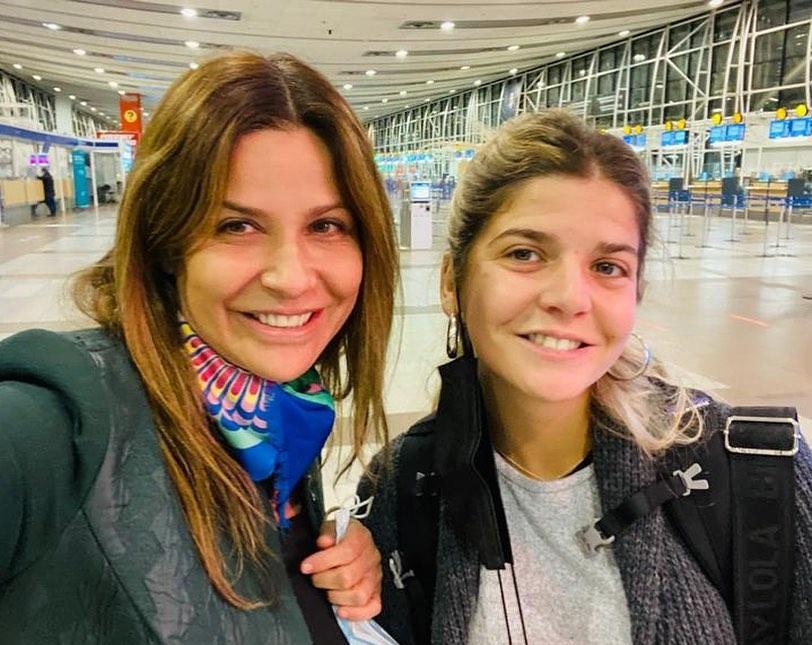 Hija de Savka Pollak ahorró durante 5 años para irse a España