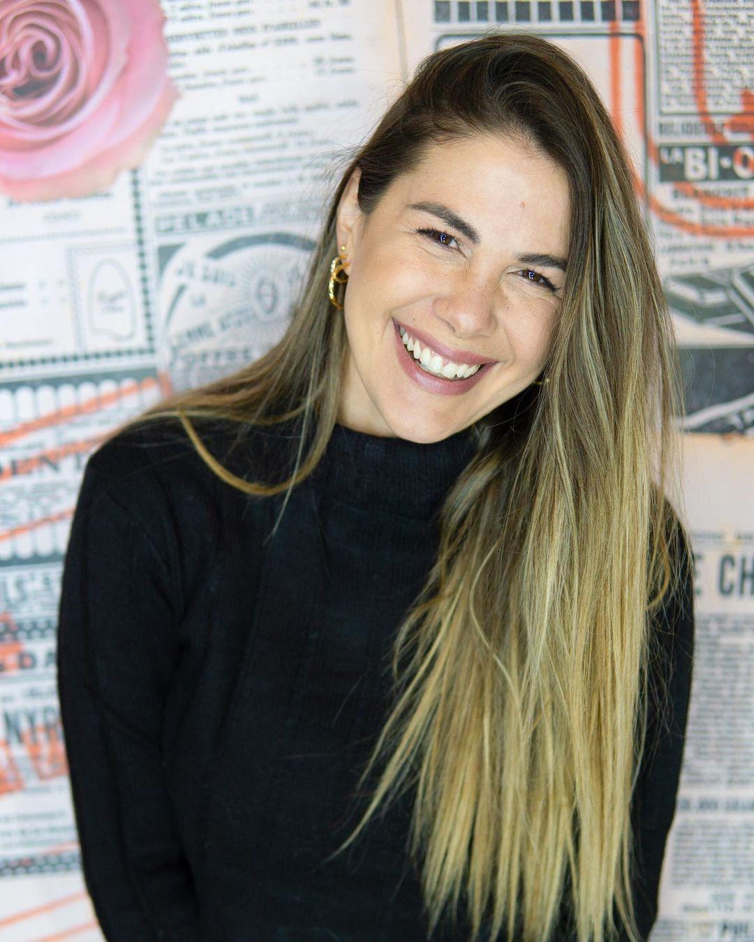 Laura Prieto comparte potente mensaje de amor propio