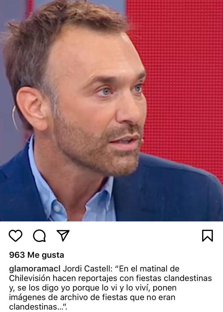 """""""No te quiere nadie"""": Marcelo Ríos arremete contra Jordi Castell"""