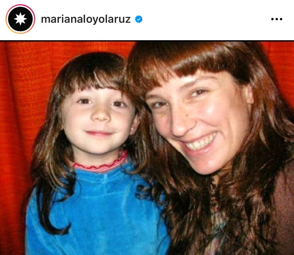 Mariana Loyola comparte importante logro de su hija de 18 años