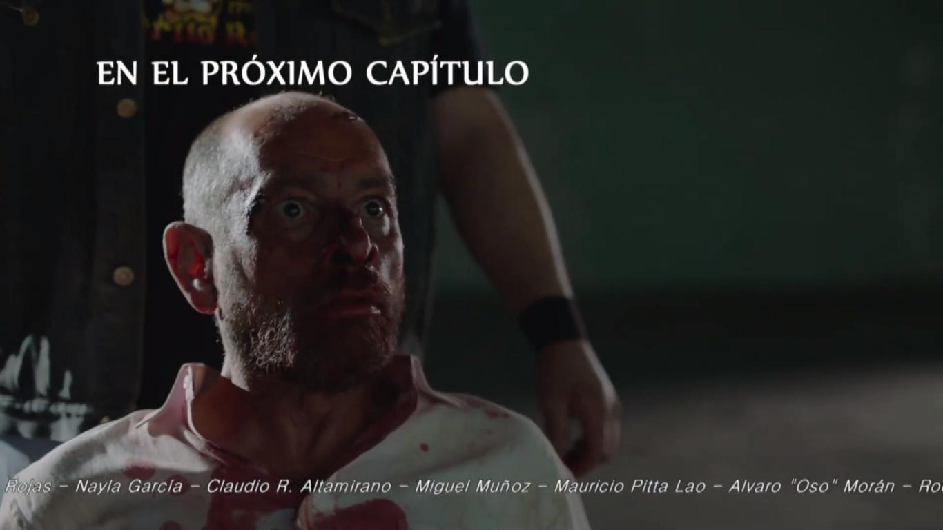 """cuarto episodio de """"Los Carcamales"""""""