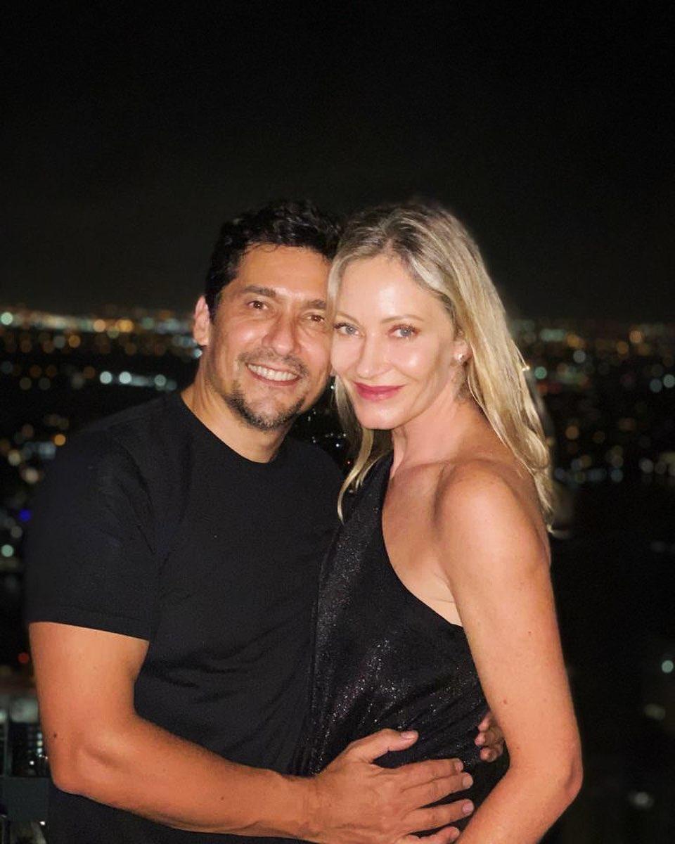 """Rafael Araneda envía emotivo saludo de cumpleaños a su hija: """"Te admiro"""""""