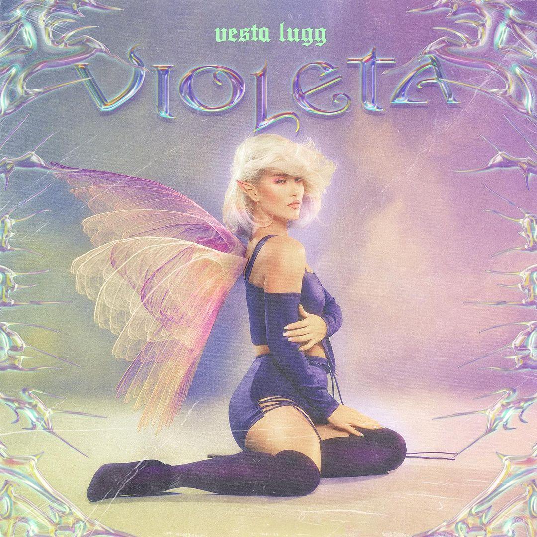 Vesta Lugg es acusada de plagio