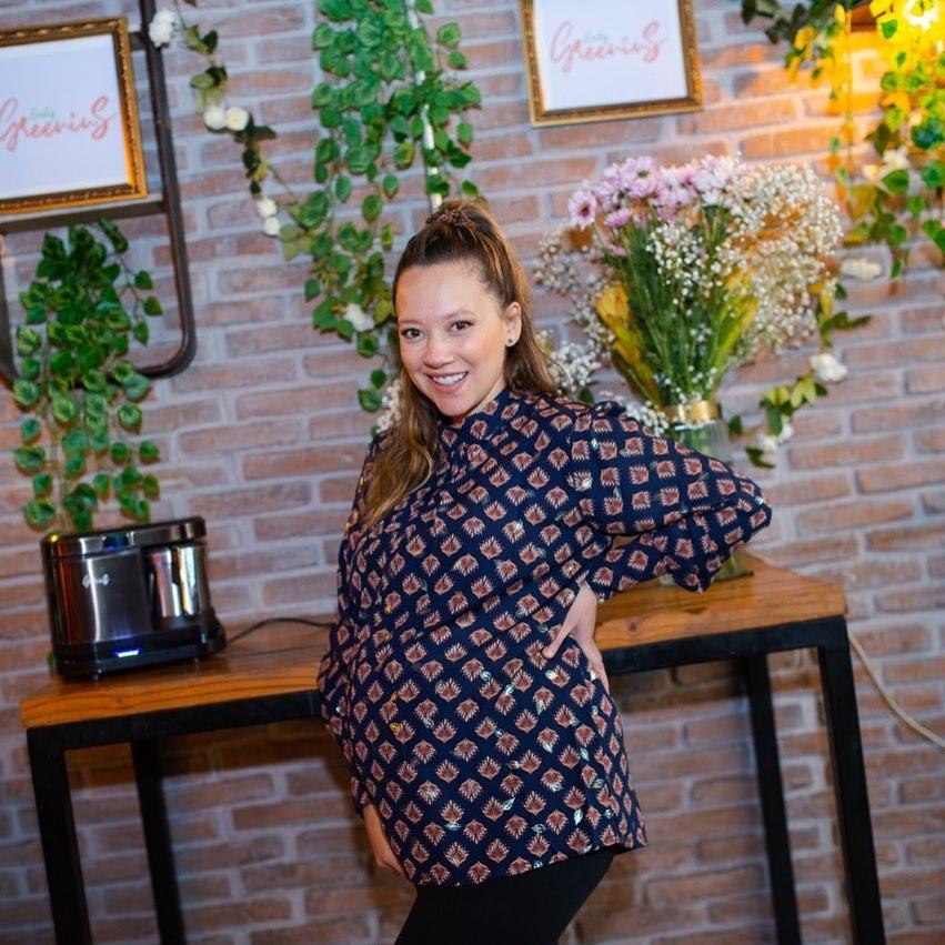 Ingrid Parra comparte potente mensaje sobre su embarazo