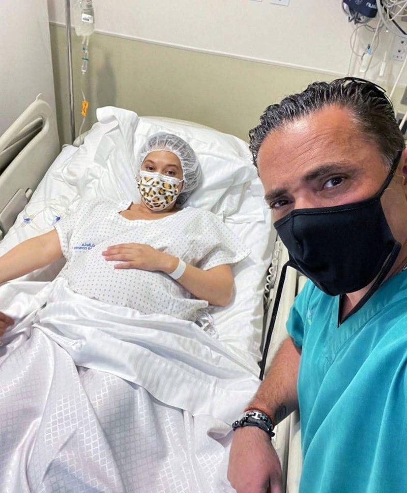 Pareja de Ingrid Parra desclasifica el nacimiento de su hija