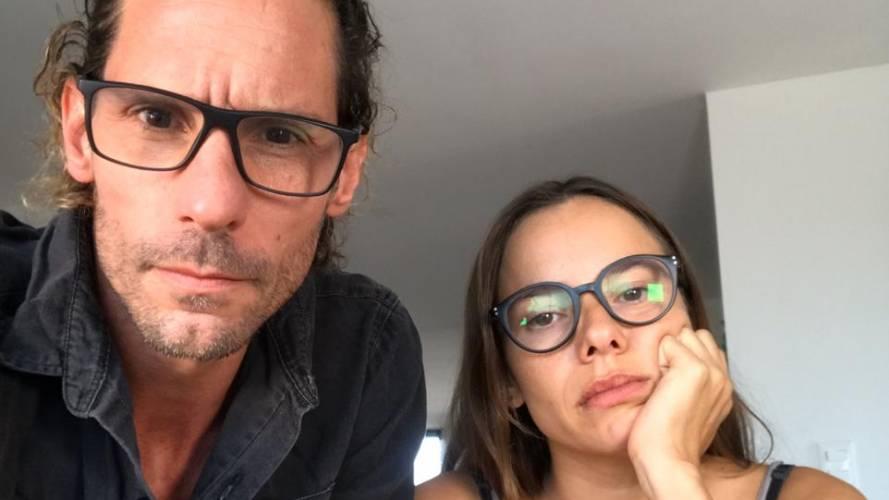 María Gracia Omegna comparte reflexiva fotografía en medio de separación