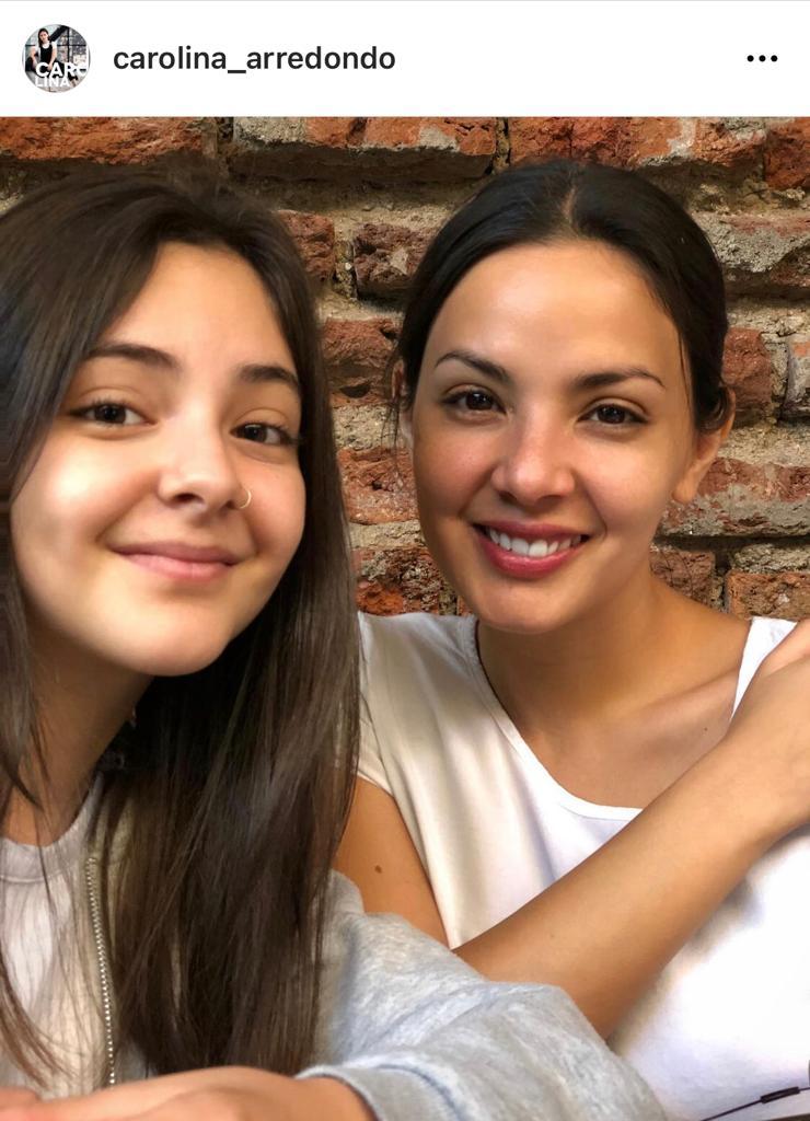 Carolina Arredondo celebra los 18 años de su hija clon