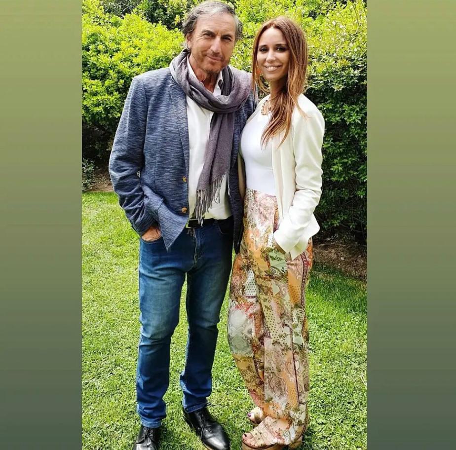 Hija de Carlos Pinto se casa en íntima ceremonia