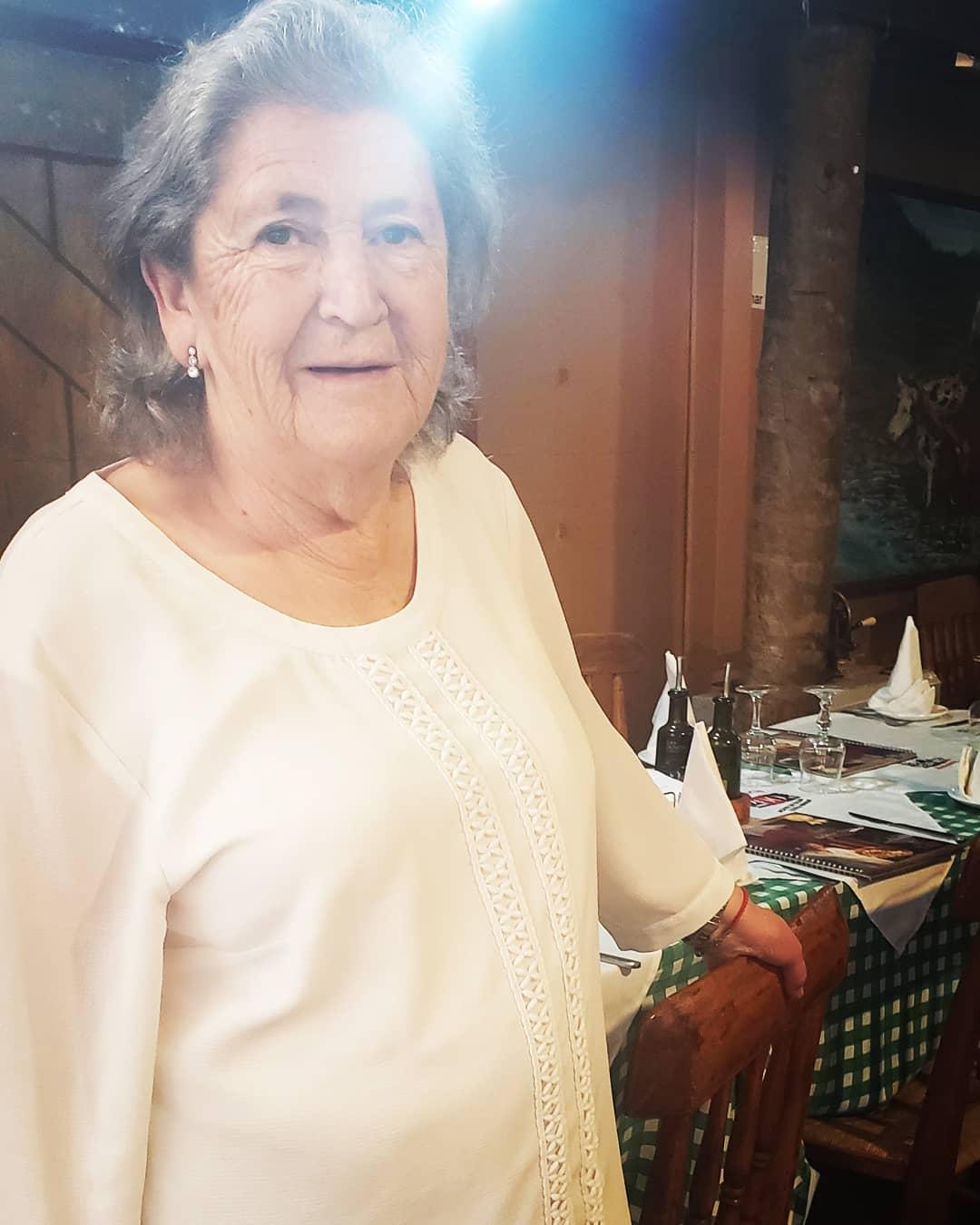 Falleció Doña Tina, gran figura de la cocina chilena