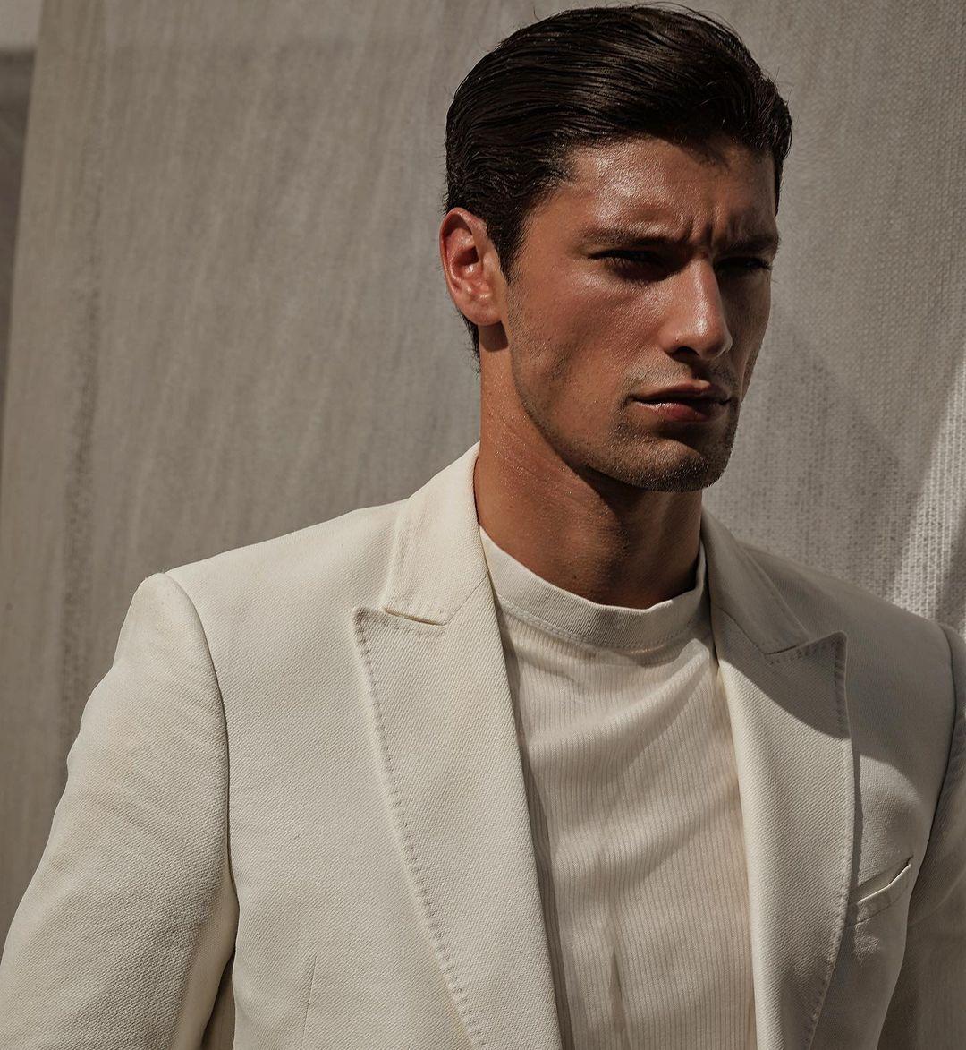 Primo de Christell Rodríguez triunfa como modelo en Italia