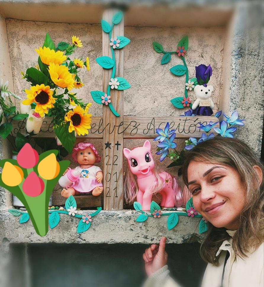 Ingrid Aceitón comparte romántica declaración de amor
