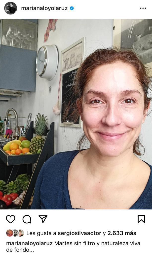 Mariana Loyola celebra sus 46 años con video sin maquillaje