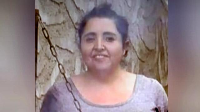 Denisse Llanos, madre de Ámbar Cornejo