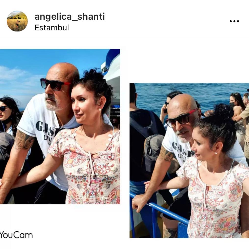 """""""He subido 5 kilos"""": Las vacaciones sin filtro de Angélica Sepúlveda"""