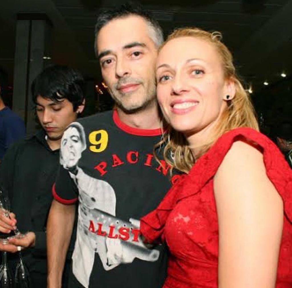 Katyna Huberman celebra 15 años junto a su marido
