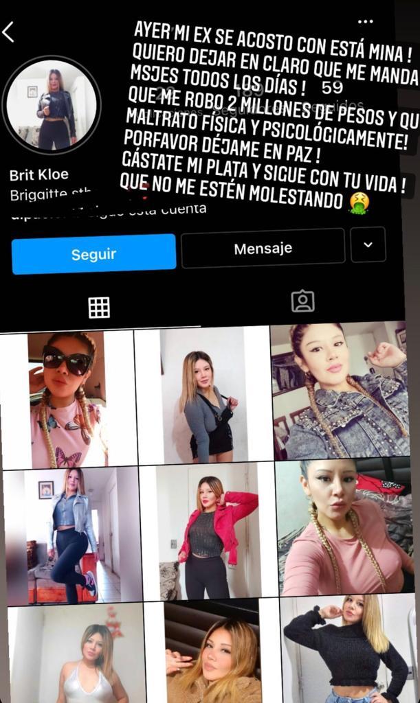 """""""Hazte ver"""": Rival de Fanny Cuevas rompe el silencio por escándalo"""