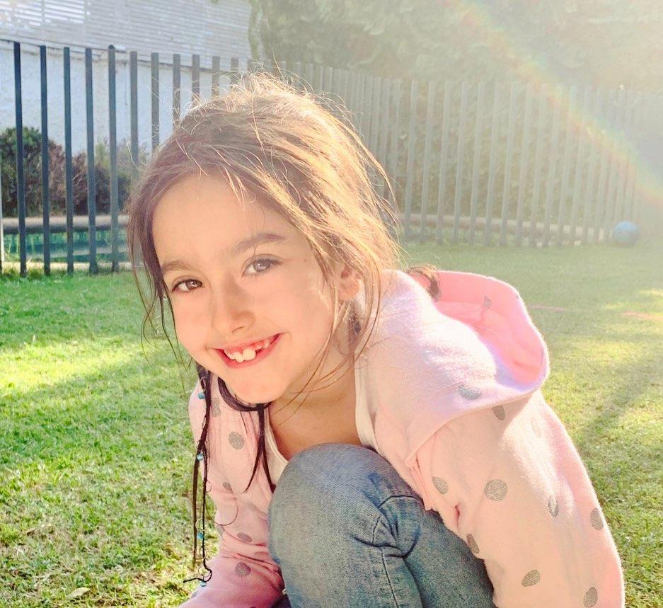 Hija de Mónica Godoy