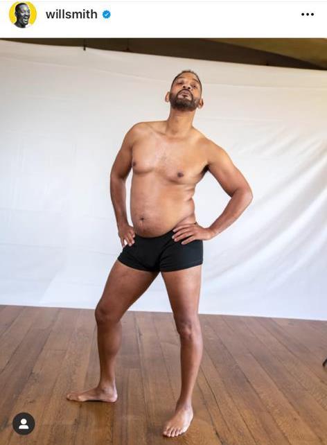 Subió 12 kilos: Joche Bibbó sorprende con foto de su cuerpo