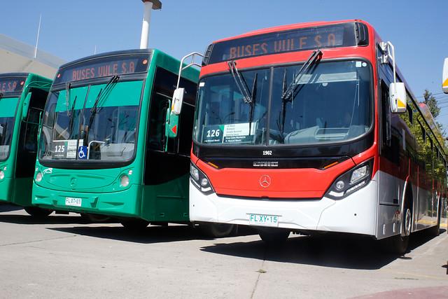 Cambios en el transporte público